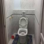 Облицовка туалета